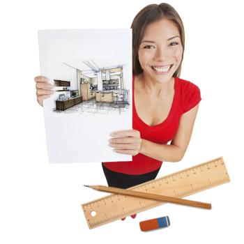 Бесплатный проект мебели на заказ